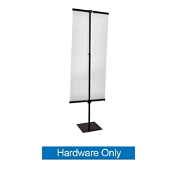30in x 70in Everyday Snap Rail Banner (Hardware Only)