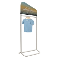 "2' x 59"" EuroFit Evolution Apparel Incline Wall"