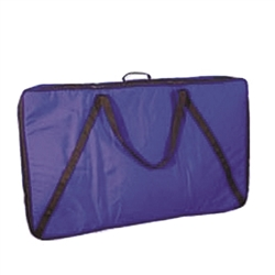 31in x 20in x 5in 270 Soft-Sided Display Panel Case. This soft stock case has a durable design and soft foam padding, making it the perfect softsided display panel case for meetings and trade shows, protect your fabric panel display during travel.