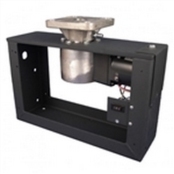 H-800 Frame-style Rotator (Without Rotating Wires) unit is ideal for larger diameter and odd-shape signs and displays. The oil-free gear box prevents oil leaks from happening during shipment and storage