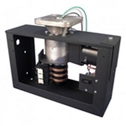 H-800 Frame-style Rotator (With Rotating Wires) indoor unit is ideal for larger diameter and odd-shape signs and displays. The oil-free gear box prevents oil leaks from happening during shipment and storage