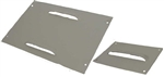 Louvered Sheet Metal Covers 2 Per Set