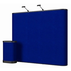10ft ENERGY Straight Pop Up - Fabric Display