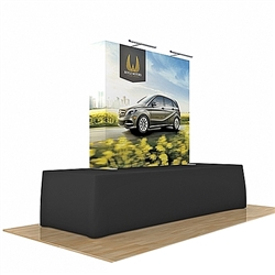 5ft x 5ft Star Fabric Popup Tabletop Display w/o Endcaps (Graphic & Hardware)