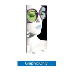 Replacement Graphic for 3ft x 6ft Vector Frame Essential Light Box | Single-Sided Fabric Graphic
