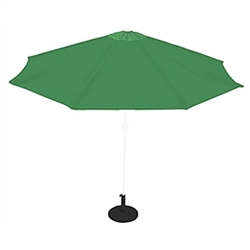 Promotional Umbrella - Stock Color Canopy is ideal for outdoor fairs, sporting events, restaurants, bars, concerts, festivals and more. Can be used for commercial or residential use.