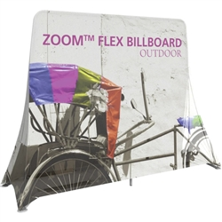 31.5in Spring 5 Double Sided Outdoor Banner Stand with 1 Imprinted Banner has both stability and looks. Spring 5 Double Sided Outdoor Banner Stand is a great indoor / outdoor solution. It can be used as single or double sided and is quick, easy to erect