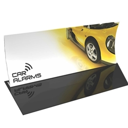 Orbus Formulate 20WV1 20ft Vertically Curved Backwall Tension Fabric Display offers a large format graphic area to get you noticed at your events! Add a whole new dimension to your trade show exhibit with a seamless fabric graphic