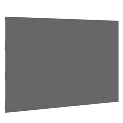 Deluxe Coyote Straight Fabric Pop Up Trade Show 10ft (4x3) Floor Fast  Display Kit. Coyote popup displays are portable, versatile, durable and easy. All Coyote portable displays are offered in curved or straight systems, single or double sided.