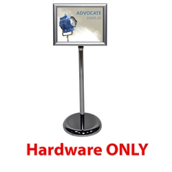 Advocate Sign Stand (Hardware Only)