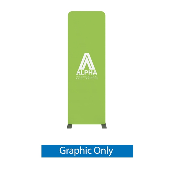 Personalized VAIL 60D 3 x 4 Single-Sided Graphic Package