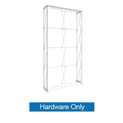 7.5ft x 5ft Embrace Extra Tall Push-Fit  Hardware Only. Portable tabletop displays and exhibits.