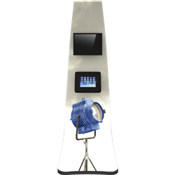 Formulate iPad Tablet Kiosk 05 Stand have been sprouting up at trade shows and other promotional events, and their popularity continues to grow by leaps and bounds. Incorporating an iPad kiosk into your trade show display.