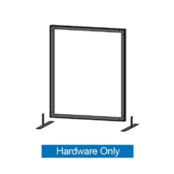 3ft x3ft Vector Frame Square Display 01-S Hardware Only. Vector tradeshow booths are available in variety of display sizes & styles to meet any advertising. Back wall booth displays offer a variety of options for customizing booth.