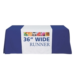 Premium Dye Sub Table Runner - Full 36 inch