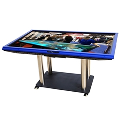 Optimal solution for products and services presentations, the multi-touch tables by SmartMedia represent an opportunity to use in different areas and sectors: Museums, Restaurants, Hotels, Banks, Office Buildings, hospitals, railway or Metro stations