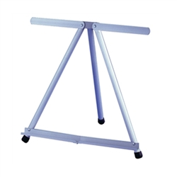 18in Height Testrite Winged Table Easel are used as a vertical, and sometimes horizontal, support to either display finished artworks or to use as an actual working surface. Available in a wide range of sizes.