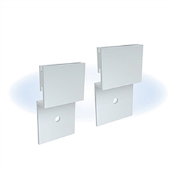 Wall Mount Kit-SnapGraphic/EasyGraphics Grippers