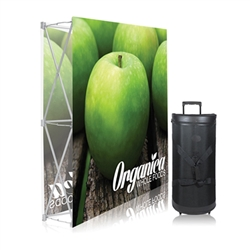 5 ft. Ready Pop Fabric Display Straight Double-Sided Graphic Package (NO Endcaps). Fabric popup displays are the FASTEST booth on the market to setup. Table top trade show displays are enhance or upgrade a simple booth or exhibit