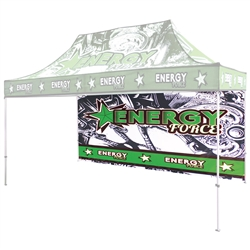 Back Wall Single-Sided for Casita Tent UV 15 ft. (Graphic Only). We offer the highest quality canopy tents, party tents, shade canopies, tent tarps, canopy accessories & more at the lowest wholesale price to the public, excellent way to provide shade.