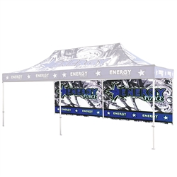 20ft Backwall Single-Sided UV Fabric Graphic for Casita Canopy Tent. We offer the highest quality canopy tents, party tents, shade canopies, tent tarps, canopy accessories & more at the lowest wholesale price to the public, excellent way to provide shade.