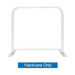 7ft x 3ft EZ Barrier Small Tension Fabric Display (Hardware Only)