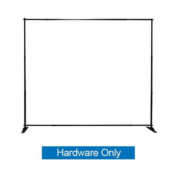 10\' x 8\' Slider Fabric Backwall Banner Stand (Frame Only)
