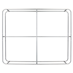 10ft x 8ft Wallbox Tension Fabric Display | Tubing Hardware Only