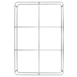 10ft x 15ft Wallbox Tension Fabric Display | Tubing Hardware Only