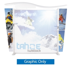 Tahoe Twistlock - Side Fabric Wings Graphic Only (All)
