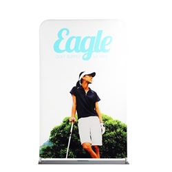 48in x 102in EZ EXTEND Single Sided Graphic Package are perfect for displaying at any event. EZ EXTEND Fabric banner stands features one of the most unique designs on the market. Banner stands look great as an addition to portable display or exhibit