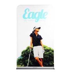 48in x 114in EZ EXTEND Double Sided Graphic Package are perfect for displaying at any event. EZ EXTEND Fabric banner stands features one of the most unique designs on the market. Banner stands look great as an addition to portable display or exhibit