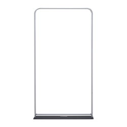 48in x 114in EZ Extend Tension Fabric Banner Stand | Hardware Only
