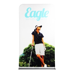 48in x 126in EZ EXTEND Double Sided Graphic Package are perfect for displaying at any event. EZ EXTEND Fabric banner stands features one of the most unique designs on the market. Banner stands look great as an addition to portable display or exhibit