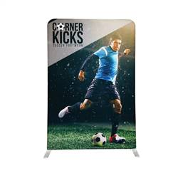 5ft x 7.5ft EZ Stand Double-Sided Display (Graphic & Hardware)