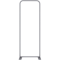 36in EZ Tube Connect Straight Top Single-Sided Display (Hardware Only)