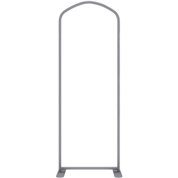 36in EZ Tube Connect Curved Top Single-Sided Display (Hardware Only)