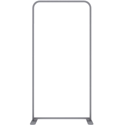 48in EZ Tube Connect Straight Top Single-Sided Display (Hardware Only)