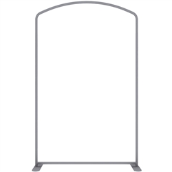 48in EZ Tube Connect Curved Top Single-Sided Display (Hardware Only)