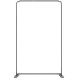 60in EZ Tube Connect Straight Top Single-Sided Display (Hardware Only)