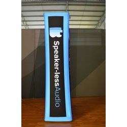 A proud example of our work! Shop confidently at www.xyzDisplays.com knowing you are getting the best prices and excellent service!