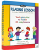 The Reading Lesson and Teach Me Hand Writing eBook set