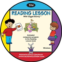 Giggle Bunny's Reading Lesson animated progam