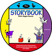 Giggle Bunny's StoryBook animated program (Download)