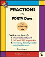 Fractions in Forty Days eBook