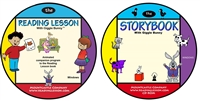 Giggle Bunny's Reading Lesson and the StoryBook Animated program  + Bonus TMH eBook  (Downloads)