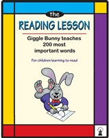 Giggle Bunny's Word Book - an eBook