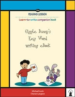 Giggle Bunny's Key Word Writing eBook