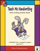 Reading Lesson essential handwriting ebook set