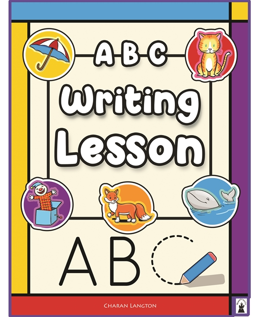 ABC Writing Lesson book